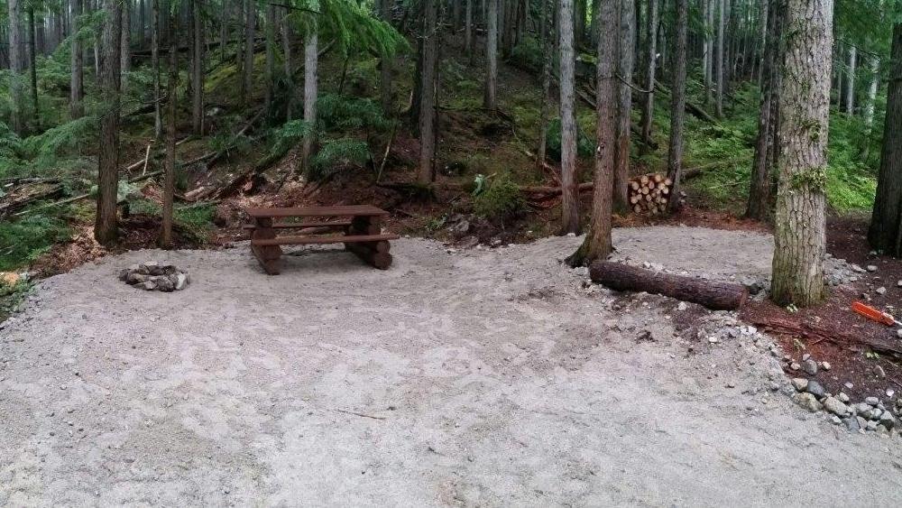 Halfway Hot Springs - Nakups BC - Natural Hot Spring Pools - Camping Gallery 1