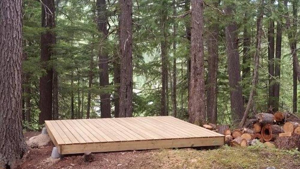 Halfway Hot Springs - Nakups BC - Natural Hot Spring Pools - Camping Gallery 2