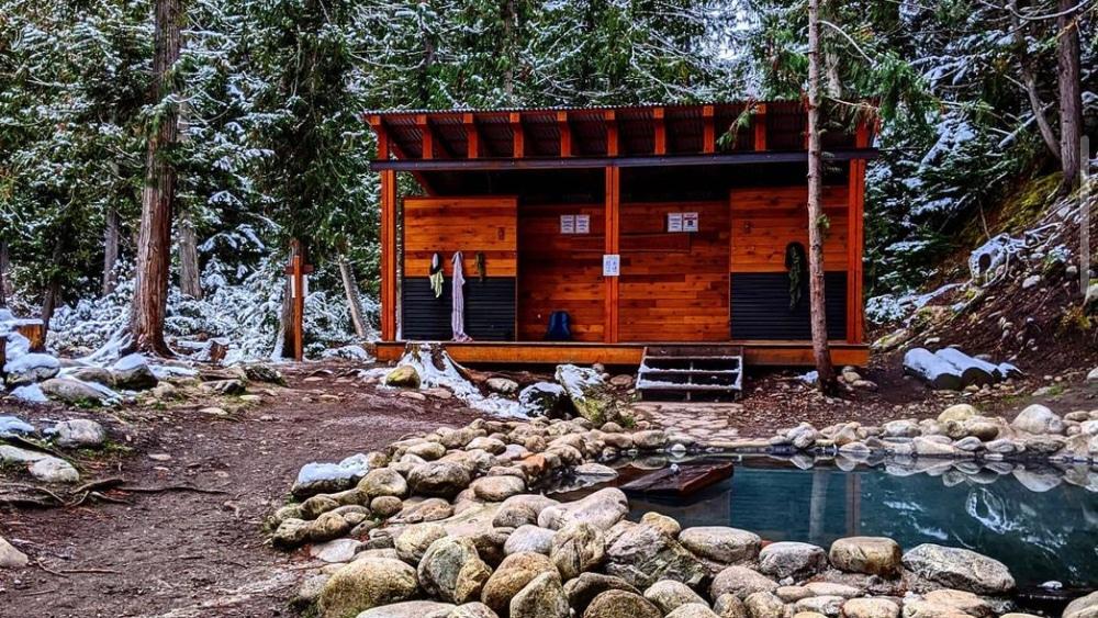 Halfway Hot Springs - Nakups BC - Natural Hot Spring Pools - Gallery 13